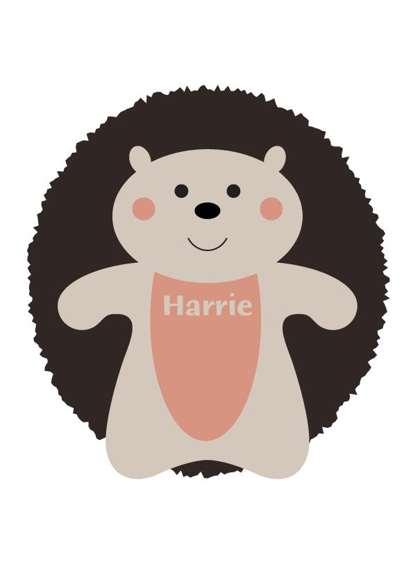 Harrie the Hedgehog
